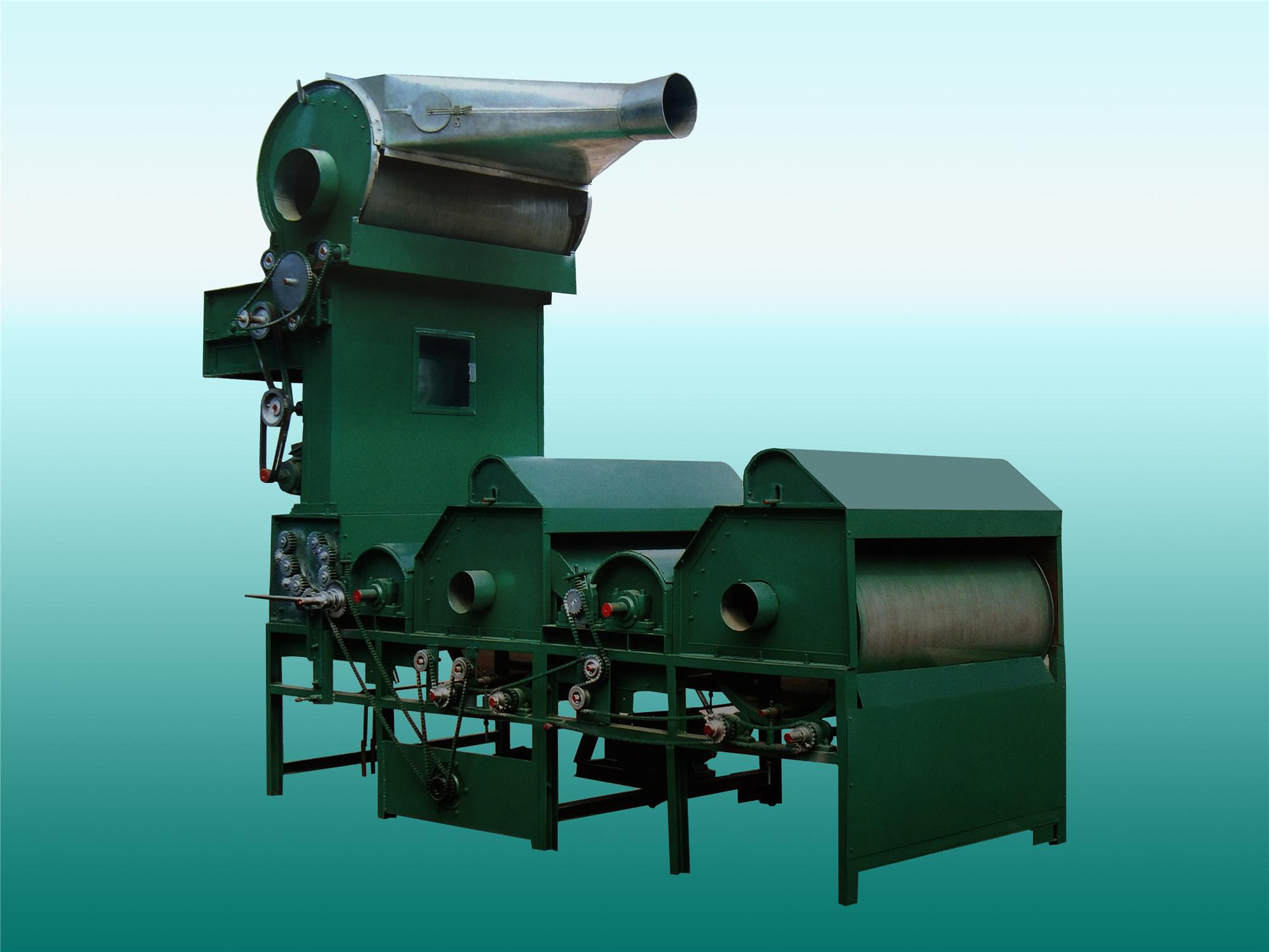 MH-1000型 气流式棉花回收机