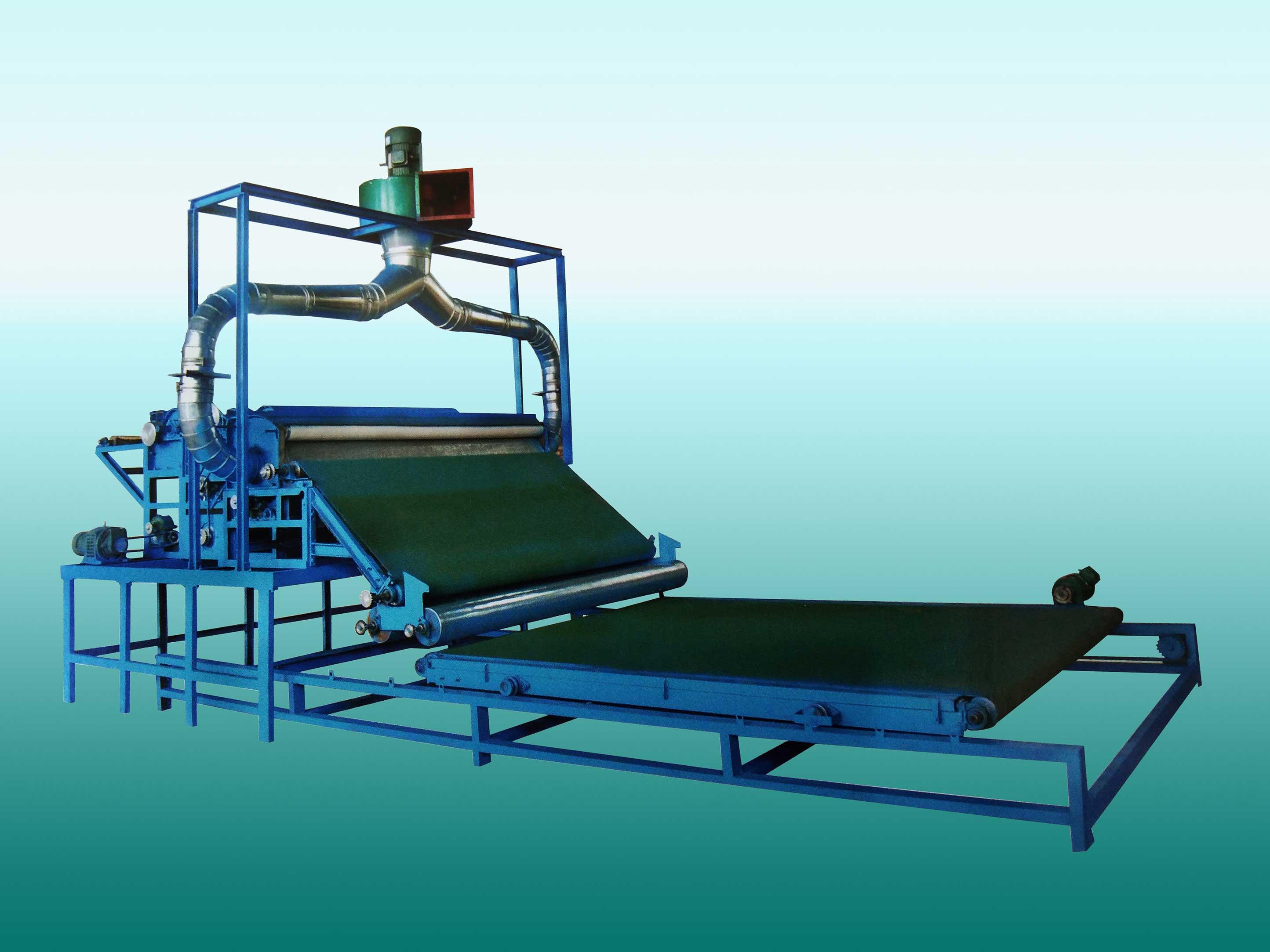 MT-1200C型加厚棉被专用成型机